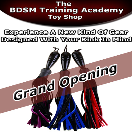 BDSM Toy Shop Grand Opening