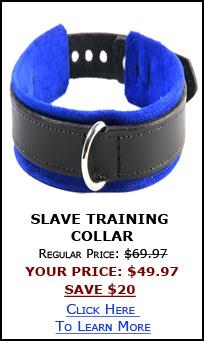 Slave Collar Sale