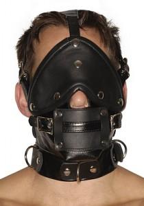 Blind Muzzle Gag