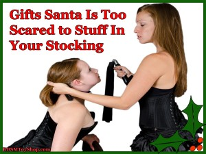 BDSM Ideas For Christmas