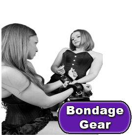 Bondage Gear Button