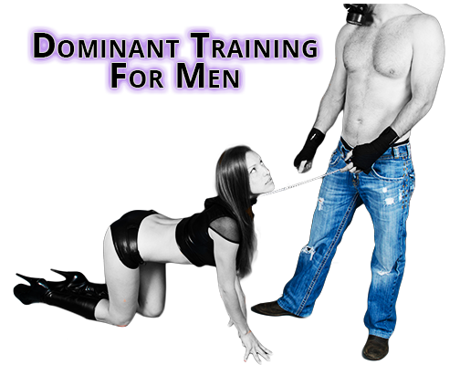Bdsm domination training