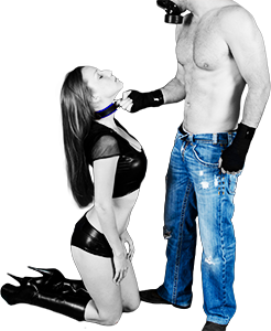 Male Dominant Training Submissive