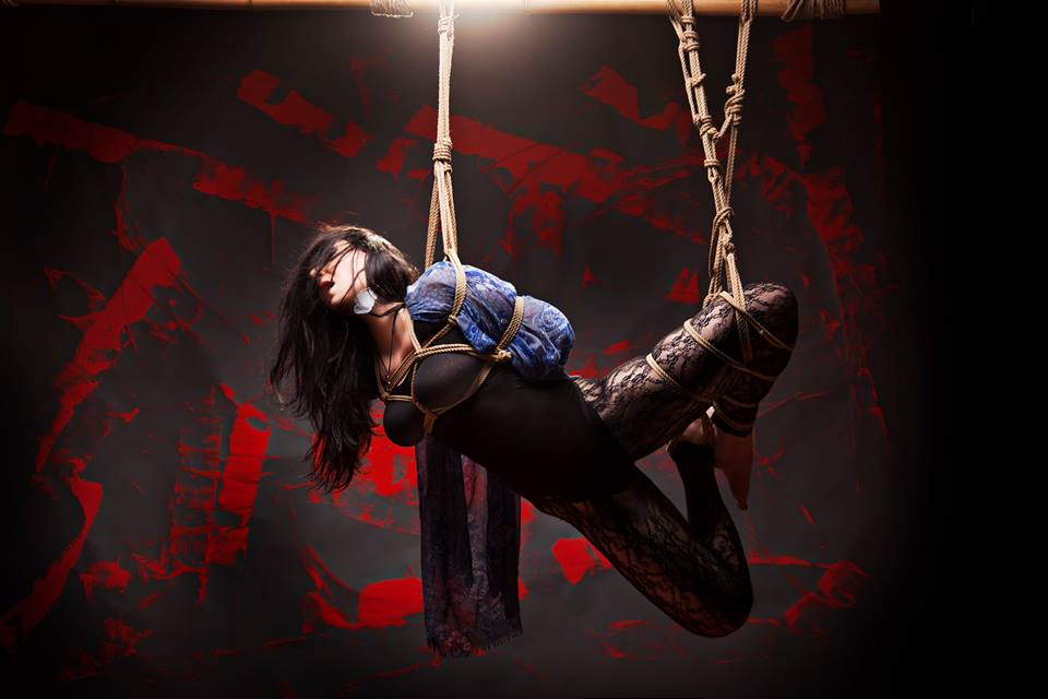 Hanging Shibari Submissive
