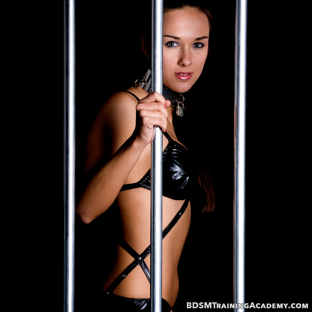 Caged Submissive