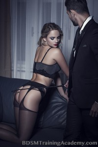 Whipping A Submissive