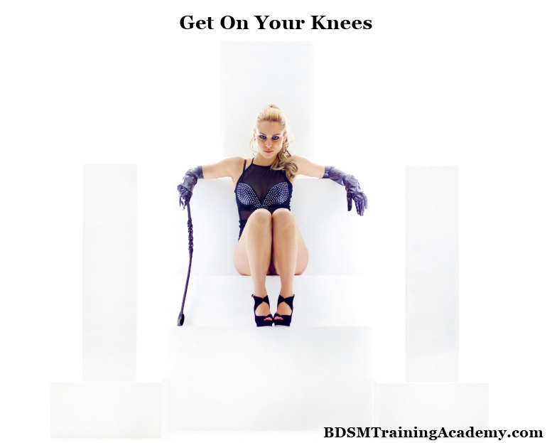 dominatrix power training