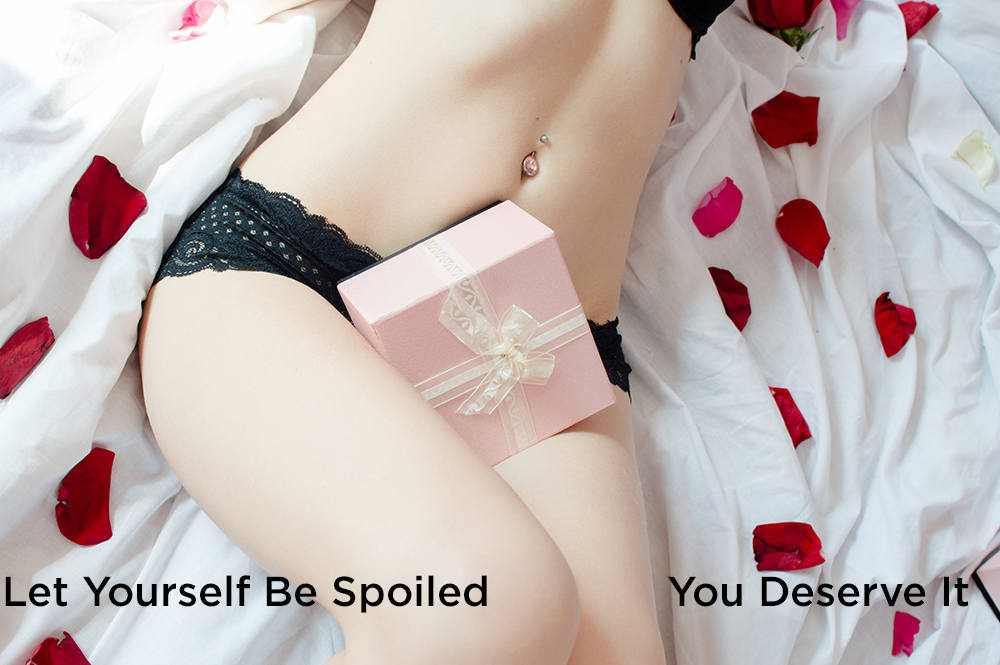 Let Your kinky self Be Spoiled