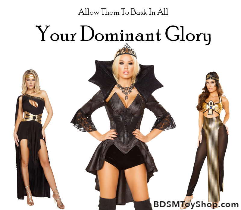 Dominant Beauty Costumes