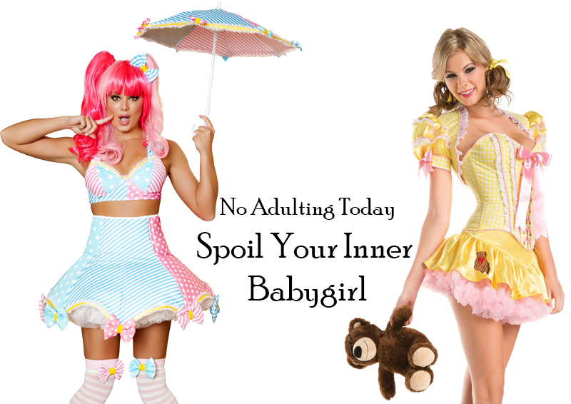 Spoil Your Adult Babygirl Costumes
