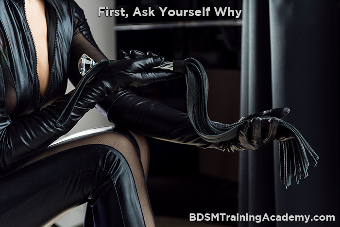 Why Do You Like BDSM