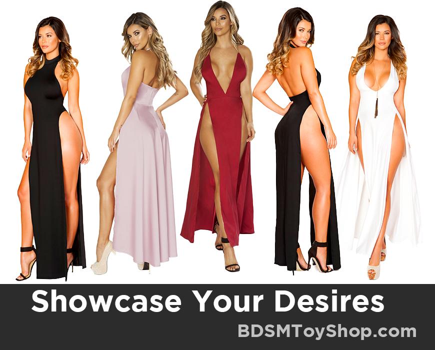 Expressive Desires Dresses