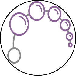 BDSM Anal Beads Icon
