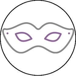 BDSM Mask Icon
