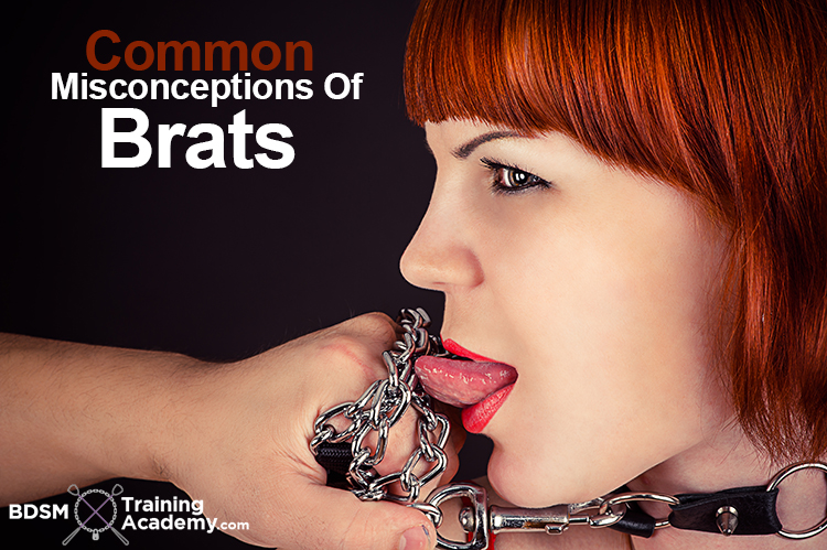 Common Misconceptions Of Brats In BDSM