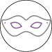 BDSM Mask Icon
